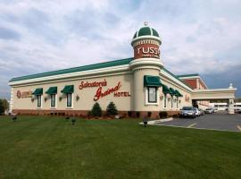 Salvatores Grand Hotel, Williamsville