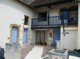 Le Bioumonais, Beaumont-sur-Grosne (рядом с городом Gigny-sur-Saône)