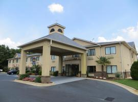 Quality Inn Winder 2 Star Hotel