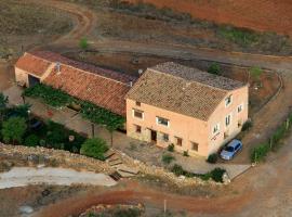 La Casa de la Estación, Sarrión (Los Cerezos yakınında)
