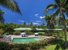 Maravu Taveuni Lodge, Matei
