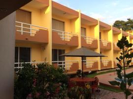 Hotel La Media Luna Inn, Huejutla de Reyes