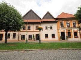 Boutique Hotel Hviezdoslav, Kežmarok