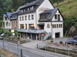 Gutsschänke Sennerhof, Oberwesel (Dörscheid yakınında)