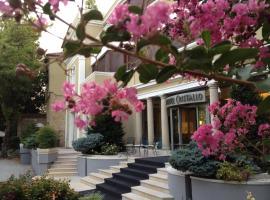 Hotel Cristallo, Conegliano (San Vendemiano yakınında)
