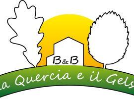 La Quercia e il Gelso, Baricella (Malalbergo yakınında)