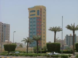 Corniche Suites Hotel, Кувейт (рядом с регионом Hawalli)