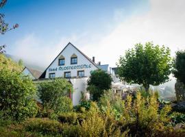 Weinhotel Restaurant Klostermühle, Ockfen