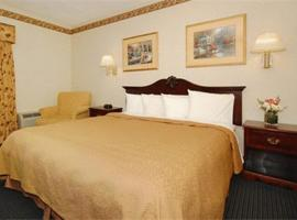 Quality Inn & Suites Worcester, Worcester