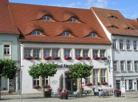 Hotel Unstruttal, Freyburg (Großjena yakınında)