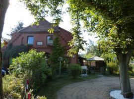 Haus Elbtalaue, Bleckede (Alt Garge yakınında)