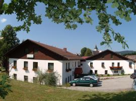 Landgasthof Binder, Harbach (Šejby yakınında)
