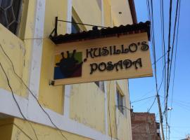 Posada Kusillos, Puno