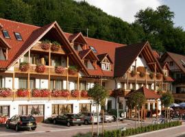 Hotel Walkenstein, Oberwolfach (Kurzenbach yakınında)
