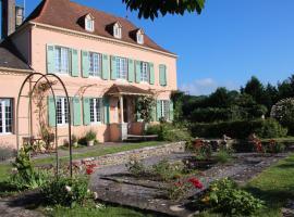 La Maison de Navarre, Sauveterre (рядом с городом Abitain)