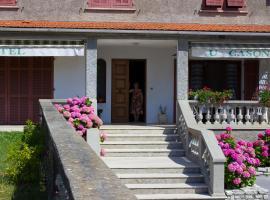 Hotel U Casone, Patrimonio (рядом с городом Barbaggio)