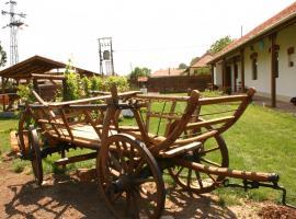 Tulipános vendégház, Golop (рядом с городом Halmaj)
