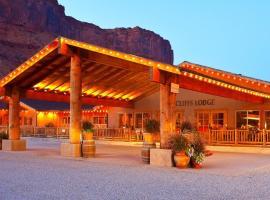 Red Cliffs Lodge, Moab (in de buurt van Gateway)