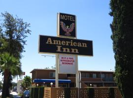 American Inn, Ontario (in de buurt van Upland)