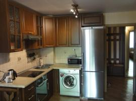 One-bedroom apartment business class, Ufa