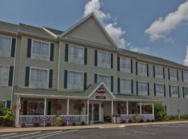 Coshocton Village Inn Suites Hotel De 2 Estrellas