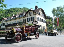 Hotel Mariandl, Spitz (Mitterarnsdorf yakınında)