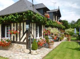 La Ferme Du Pressoir Guest House, Conteville (рядом с городом Marais-Vernier)