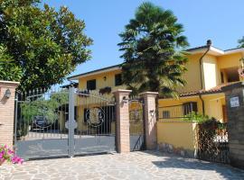 B&B Al Castagneto, Valmontone (Berdekatan Labico)