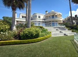 Malibu Spectacular Ocean View Mansion, Malibu (in de buurt van West Hollywood)