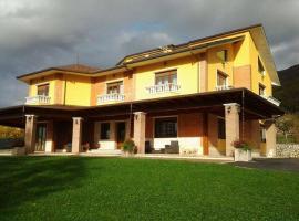 B&B La Villa Di Capitignano, Capitignano (Montereale yakınında)