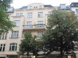 Art Nouveau Hotel am Kurfürstendamm