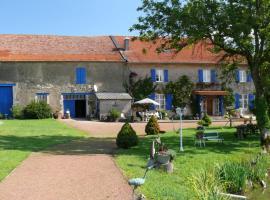 Ferme du Bois Blanc, Лесс (рядом с городом Destry)
