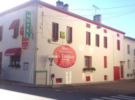 Logis Hotel Les Cordeliers, Casteljaloux