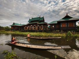 Inle Heritage Stilt Houses