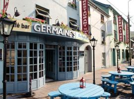 Germaines Hotel, Baltinglass (рядом с городом Spinans Cross Roads)