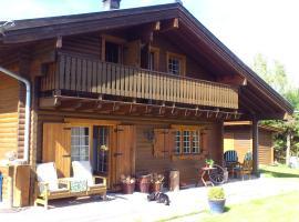 Blockhaus Wallisch, Leogang (Rain yakınında)