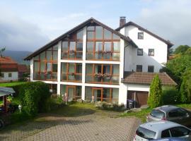 Pension Dreiländereck, Birx (Hausen yakınında)