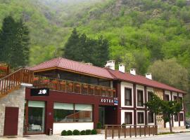 Aqua Varvara Hotel, Varvara
