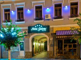 Hotel Galany, Рэдэуци
