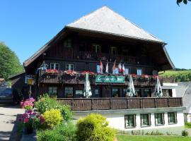 Gersbacher Hof, Todtmoos