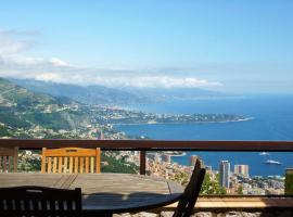 The Heights of Monte Carlo, La Turbie