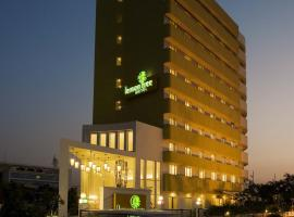 Lemon Tree Hotel, Hinjewadi, Pune, Пуне (рядом с городом Hinjewadi)