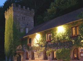 Hôtel & Restaurant Château Landsberg & Spa, Барр