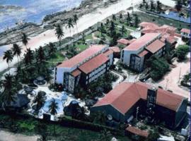Hotel Canarius D'Gaibu, Cabo de Santo Agostinho