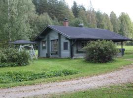 Puustellin Työkylä, Лаукаа (рядом с городом Kuusa)
