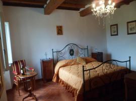 La Fiera Vecchia Apartments, Meleto