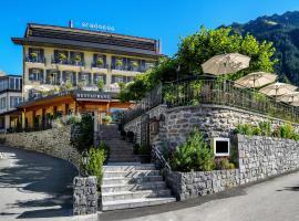 Hotel Schönegg, Венген