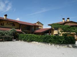 Agriturismo Lis Rosis, Medea (Mariano del Friuli yakınında)