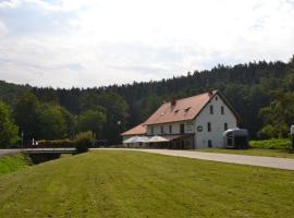 Podskalní Mlýn, Ostopovice (Veselka yakınında)