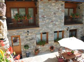 Turismo Rural Casa Sastre, Forcat